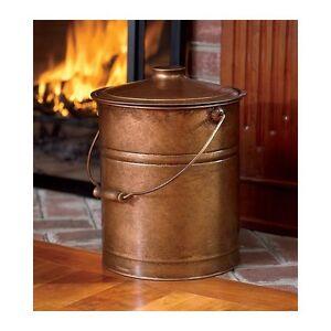 Fireplace Ash Bucket