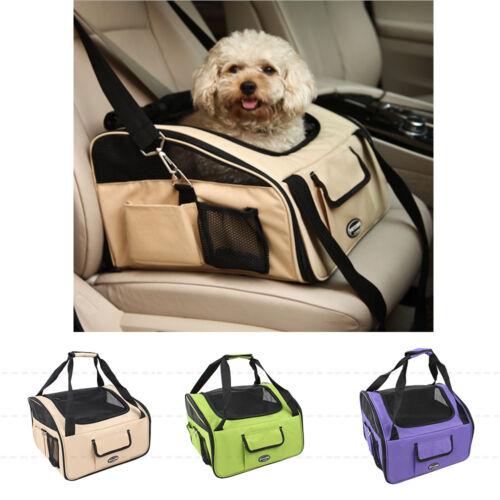 Auto Hundetasche Haustier Hund Katze Tragetasche Transporttasche für Autositz ST