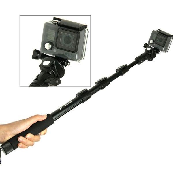 Selfie GoPro Hero Stick Session 5
