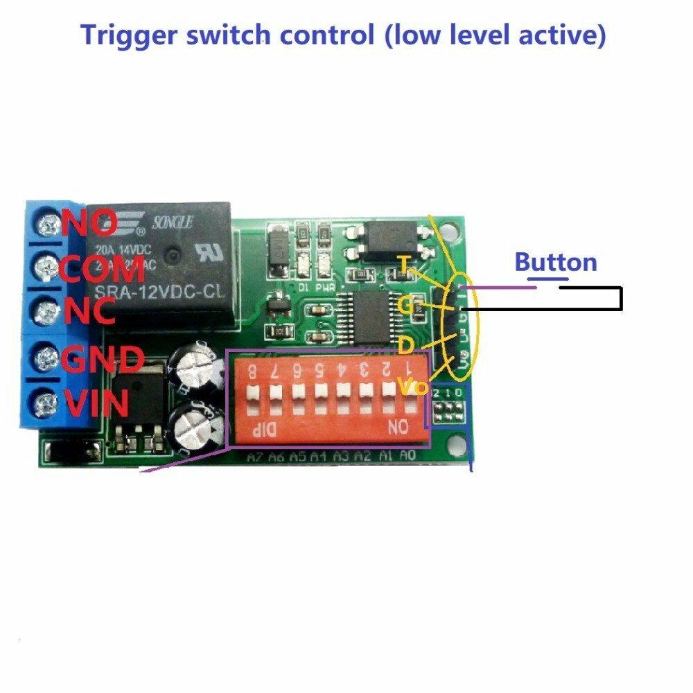 Relay Switch Also Wiring Diagram On 8 Pin Time Delay Relay Wiring