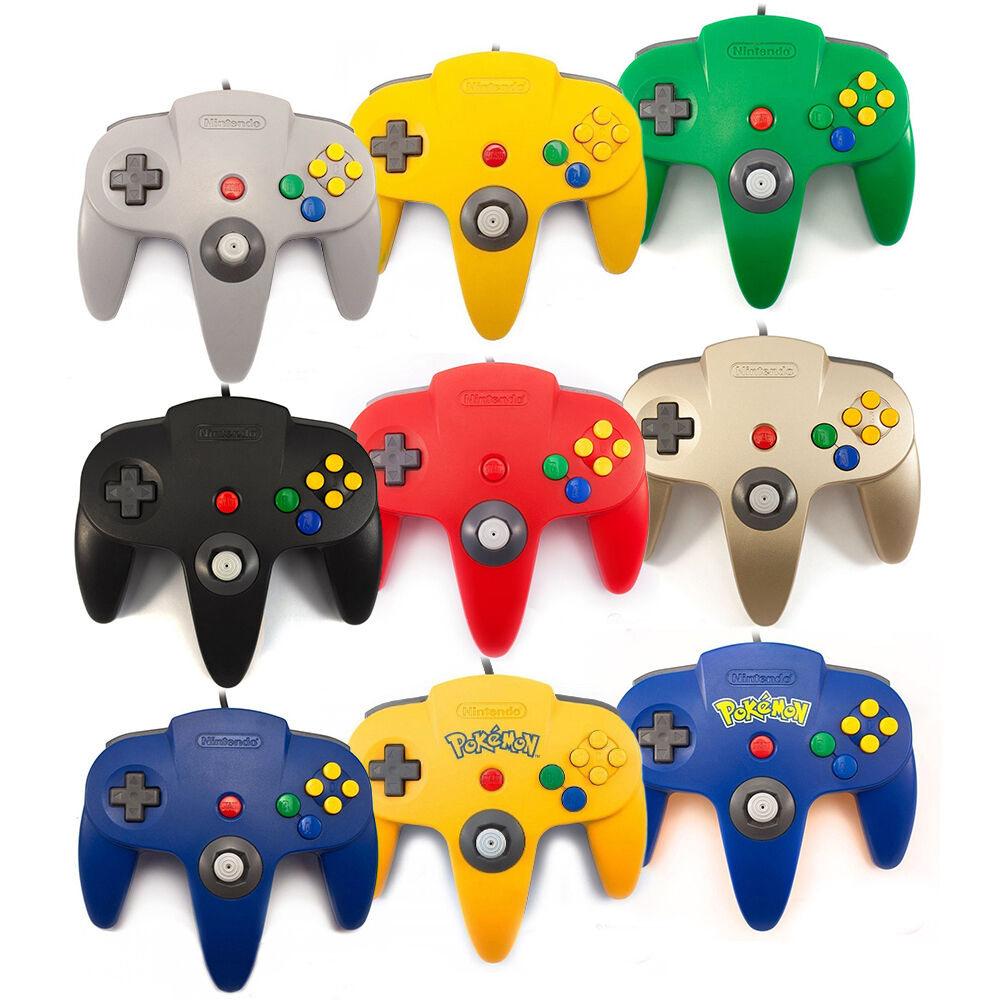 Original N64 / Nintendo 64 Controller / Control Pad / Gamepad - KEIN CHINA FAKE!