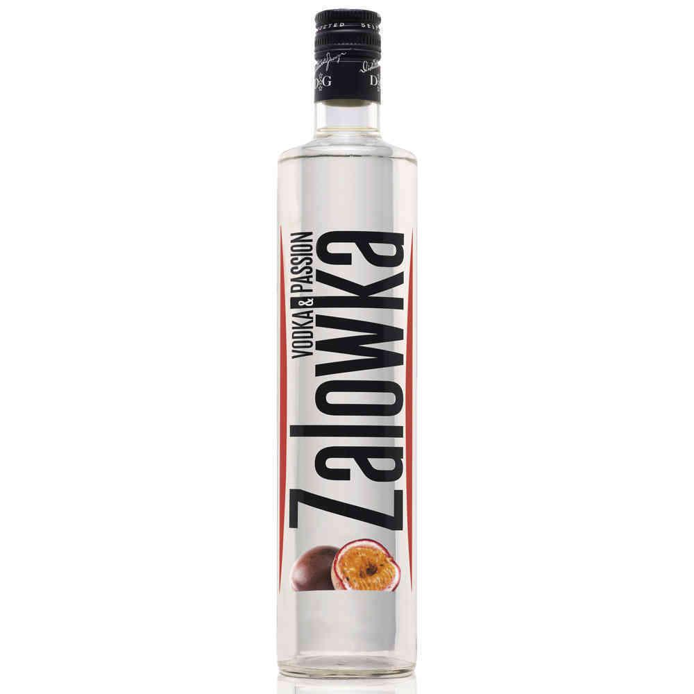 22,13€/l Zalowka Vodka & Passion Likör 0,7l 21% Wodka mit Geschmack Maracuja