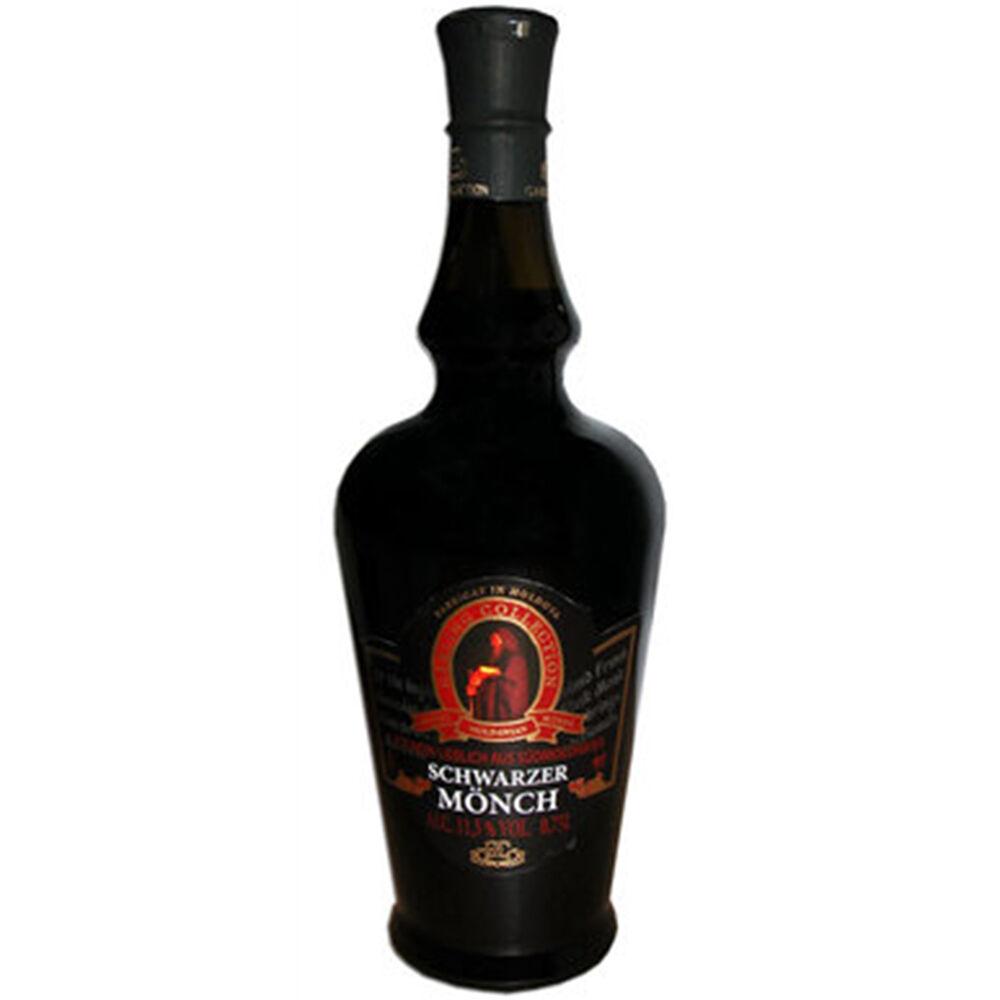lieblicher Rotwein Schwarzer Mönch 0,75L Wein