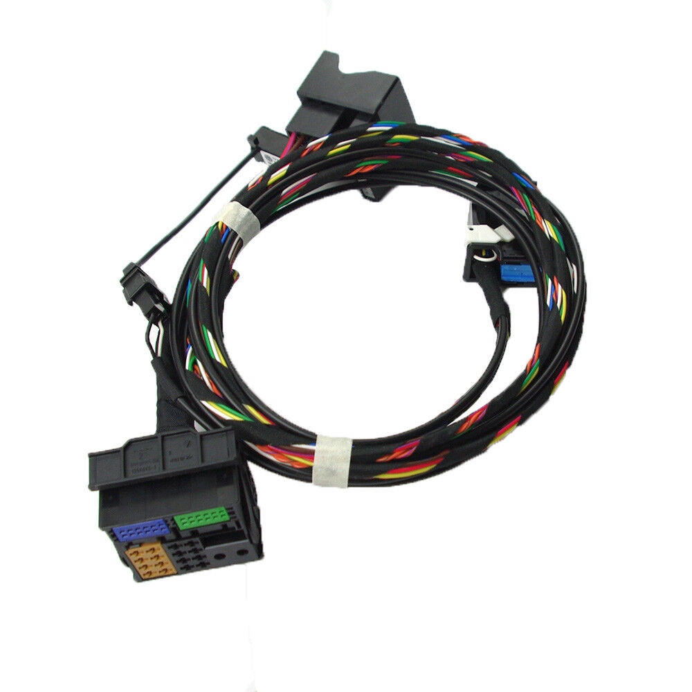 Wiring Harness Cable Microphone Bluetooth Rcd510 For Vw Volkswagen