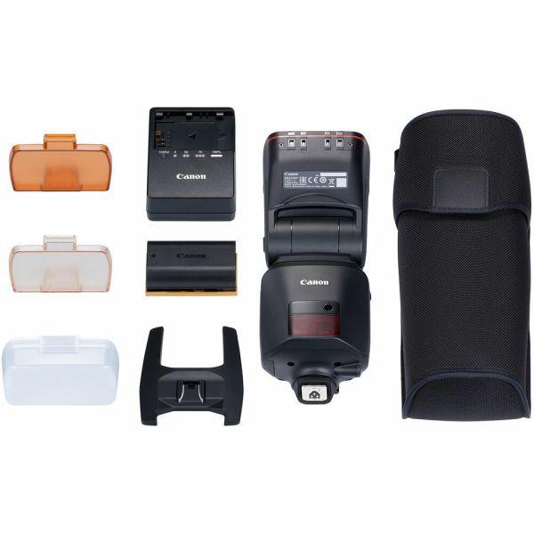 Canon Speedlite EL-1 Wireless Radio Transmission