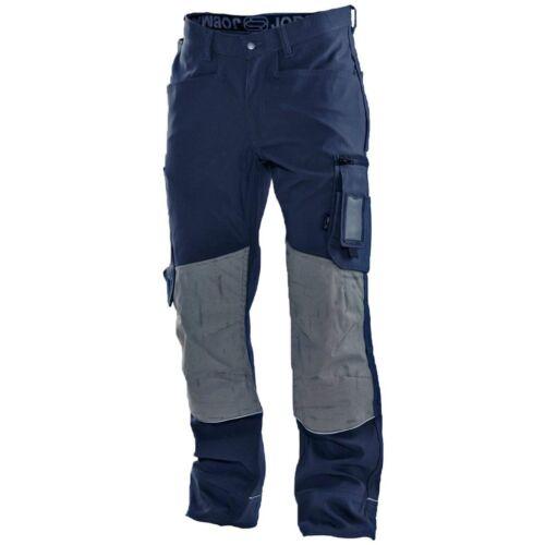 Jobman Arbeitshose Bundhose Handwerker Hose Kniepolster W39/L30 /R6H-3475/