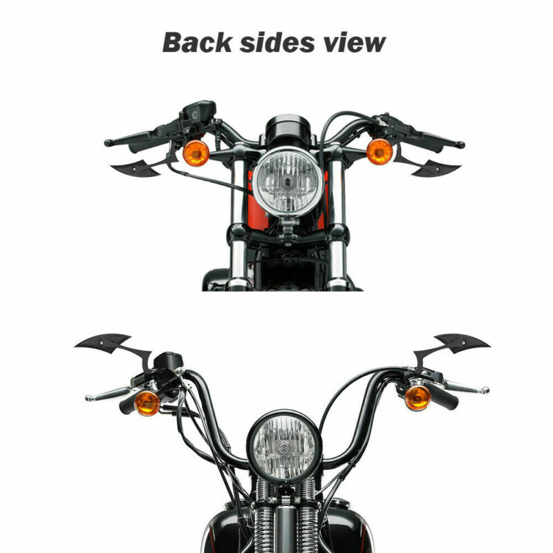 Big Blade Motorcycle Mirrors For Harley Davidson Sportster
