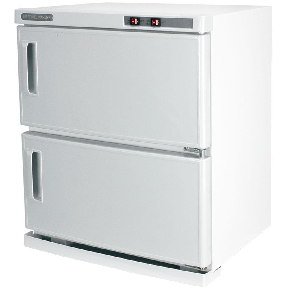 Handtuchwärmer Kompressenwärmer 32L UV-Sterilisator für Massege Wärmeschrank