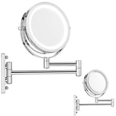 Kosmetikspiegel LED Schminkspiegel Vergrößerungsspiegel Wandspiegel Beleuchtet