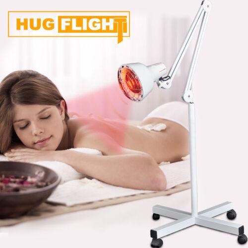 Hug Flight Infrarot Lampe Infrarotlampe Wärmelampe Rotlicht mit 275 Watt