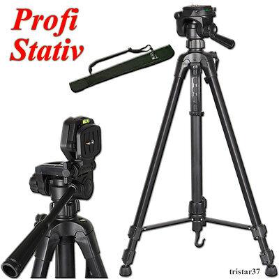 Dreibein Stativ f. NIKON D3500 D3400 D3300 D3200 Fotostativ Kamerastativ NEU