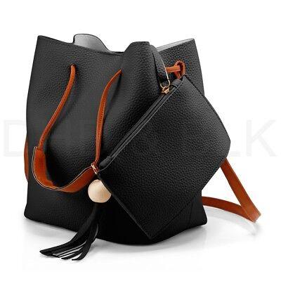 New Women Bags Purse Shoulder Handbag Tote Messenger Hobo Satchel Bag Cross Body 2