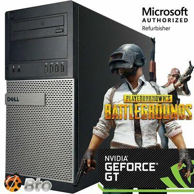 Dell 9020 Tower i7 32GB RAM 1TB SSD BTO Nvidia GeForce 1030 2GB Windows10 Pro PC