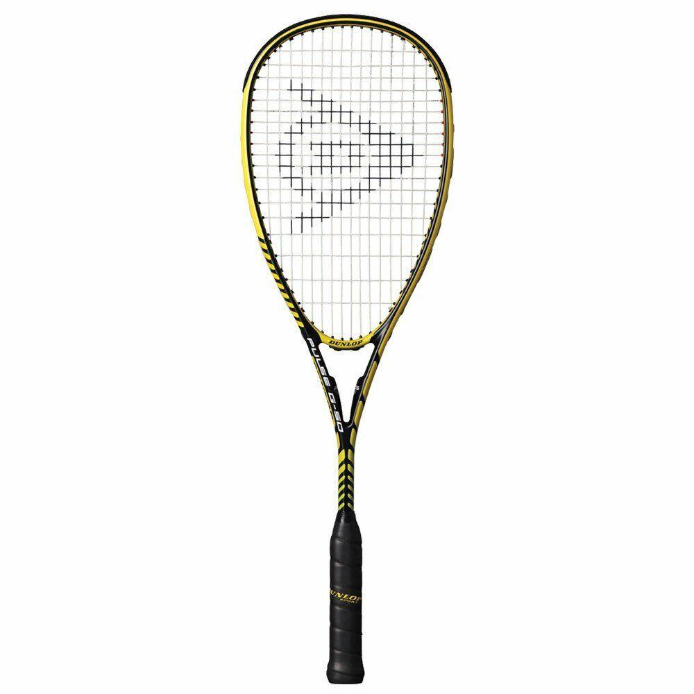 Dunlop Squashschläger Pulse G-50 ohne Hülle Neu & Portofrei