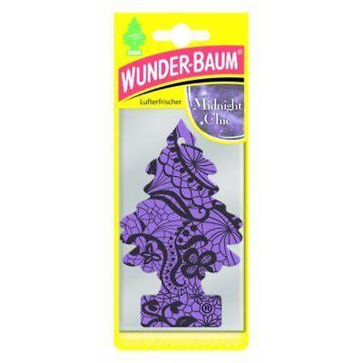 Midnight Chic Wunderbaum Lufterfrischer Duftbaum Auto Wohnun