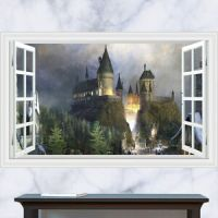 Harry Potter Wall Decal | eBay