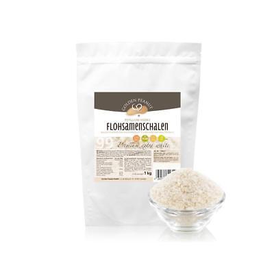 1kg Premium Flohsamenschalen 99% Reinheit  das Original indische Flohsamen