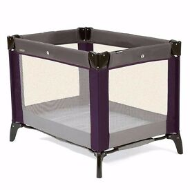 Mamas And Papas Travel Cot With Carry Case