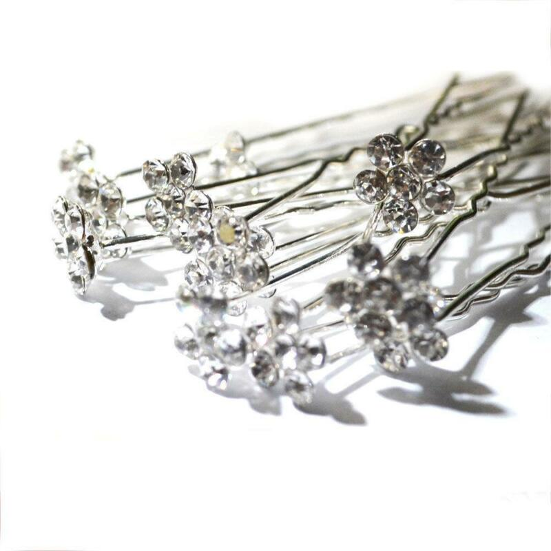 Diamante Hair Pins EBay