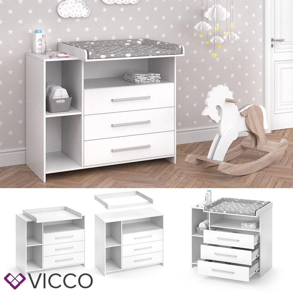 details sur commode a langer vicco oskar etagere a langer meuble bebe commode table a la