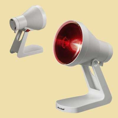 Efbe Schott Infrarot-Lampe IR 812 N - 150 Watt - Rotlichtlampe