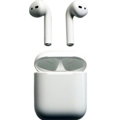 Apple Airpods MMEF2BE/A weiß In-Ear Bluetooth Kopfhörer Ohrhörer Headset WOW!