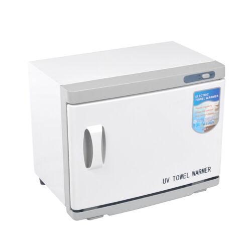23L 2 in 1 Handtuchwärmer Kompressenwärmer UV Sterilisator Kosmetik Handtuch