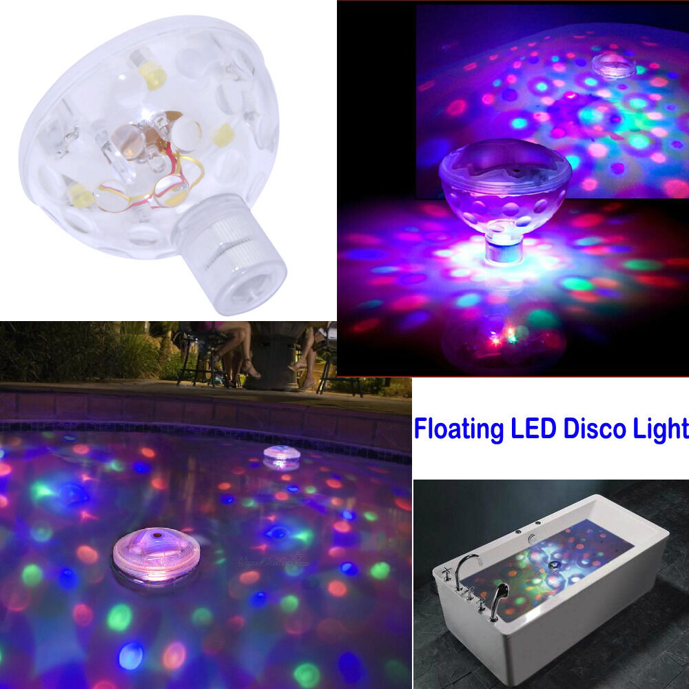 Led Floating Pool Lights