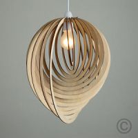 Wooden Lampshade   eBay