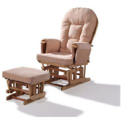 Replacement Glider Rocking Chair Cushions Walmart Fold Up Chairs For Nursery And Foot Stool | Ebay