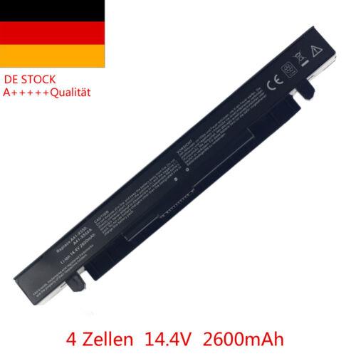 Neu Akku 2600mAh ersetzt für Asus A41-X550A A41-X550 X450 X550 F550C X550C A550