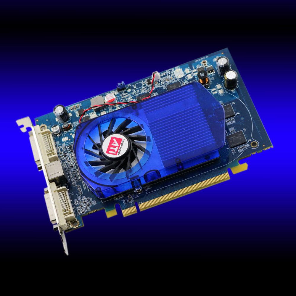 Sapphire Grafikkarte ATI Radeon HD2600 PRO - PCIe 512MB DDR2 2x DVI - GEPRÜFT!