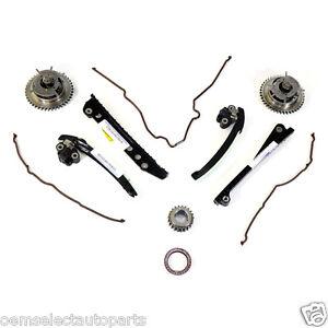 OEM-NEW-Ford-5-4-3V-Camshaft-Phaser-Sprockets-Timing