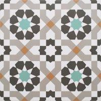 Harika Tatli Geometric Floor Tiles - vintage pattern ...