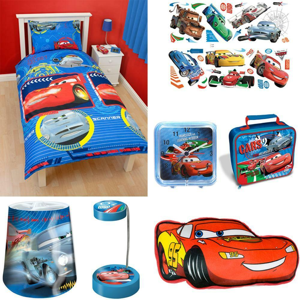 Disney Cars Bedroom Accessories