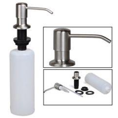 Kitchen Sink Soap Dispenser Bottle Aid Hand Mixer Ebay 500ml Faucet Bathroom Liquid Lotion Shampoo Pumpp