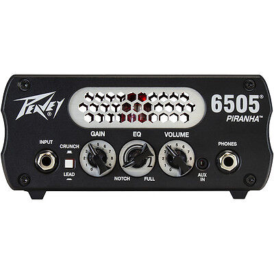 Peavey 6505 Piranha 20-Watt Micro Guitar Amp Head