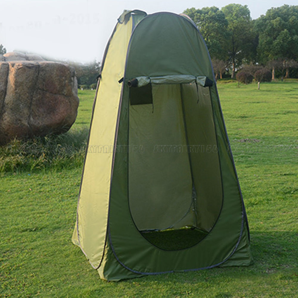 Portable Changing Pop Toilet Tent Beach Shower Privacy