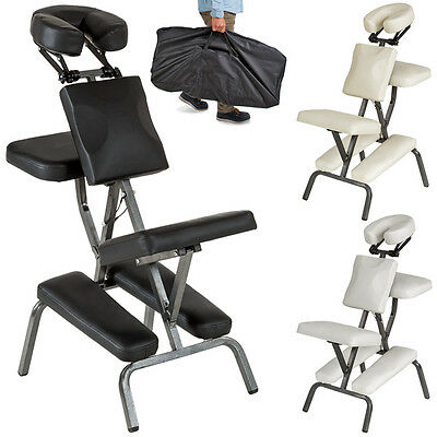 Massagestuhl Tattoostuhl Behandlungsstuhl Massagebank +Tasche