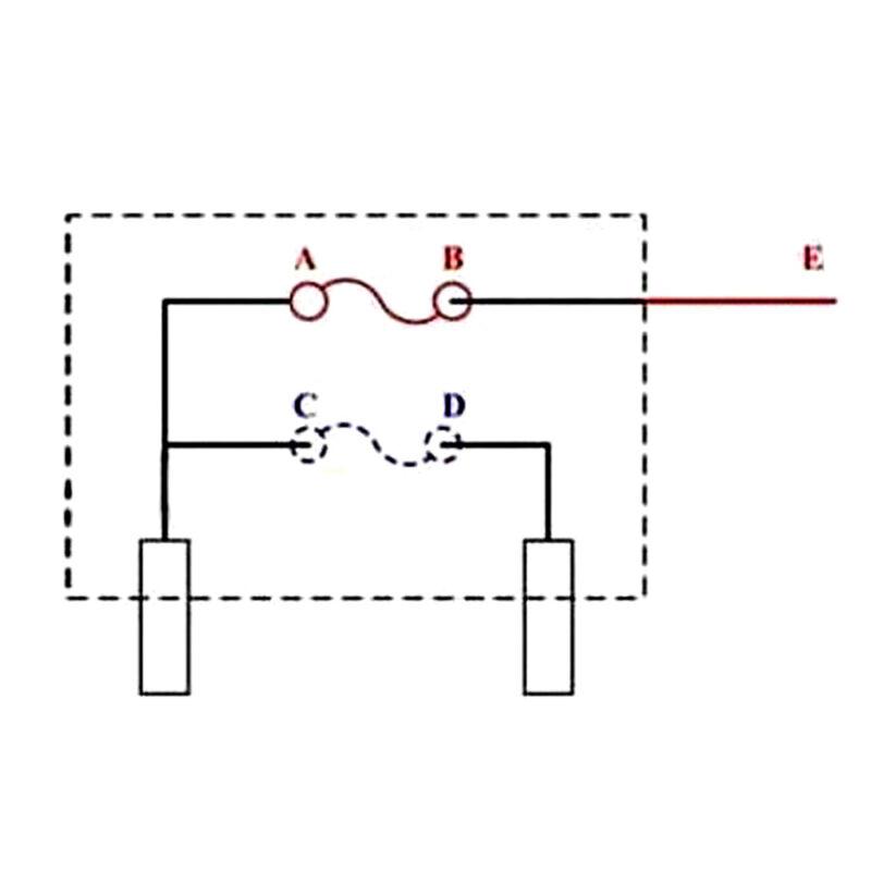 1* New Small ACS Add A Circuit Piggy Back Pluggable MINI