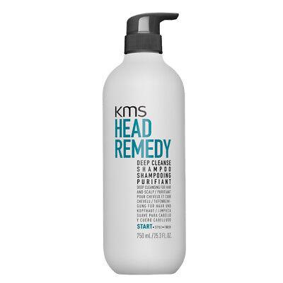 (39,99€/L) Kms Headremedy Deep Cleanse Shampoo Tiefenreinigung 750ml