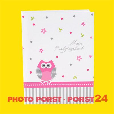 Goldbuch Babytagebuch Baby Album Fotoalbum