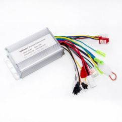 Electric Scooter Motor Controller Wiring Diagram Car Relay 48v Brushless Ebay 36v 350w Bicycle E Bike Dc Speed
