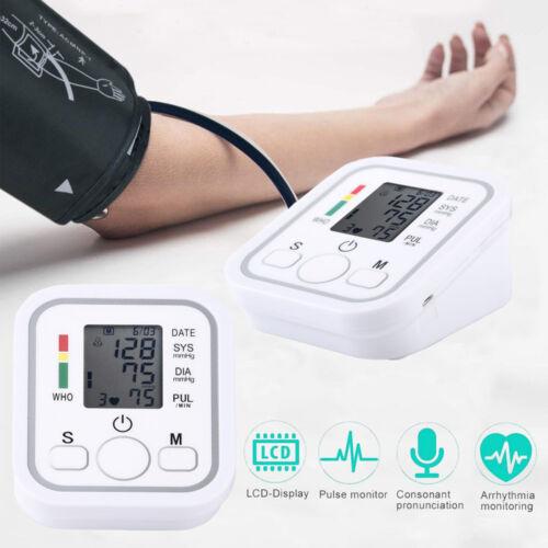 Digital Oberarm Blutdruckmessgert Blutdruckmessgerät Automatische Pulsmessung DE