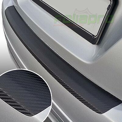 LADEKANTENSCHUTZ Lackschutzfolie für VW Golf 6 Limousine ab 2008 Carbon schwarz