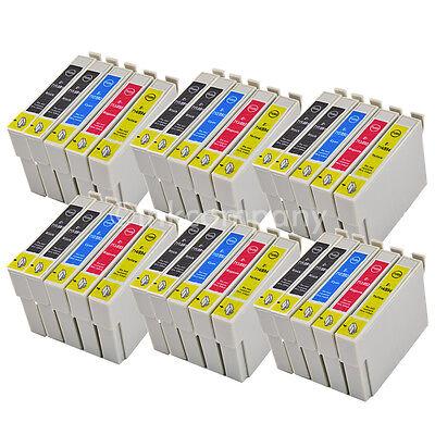 30 XL DRUCKERPATRONEN für EPSON SX100 SX105 SX110 SX115 SX218 SX205 SX210 SX215