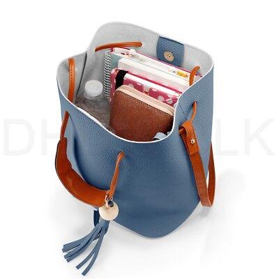 New Women Bags Purse Shoulder Handbag Tote Messenger Hobo Satchel Bag Cross Body 5