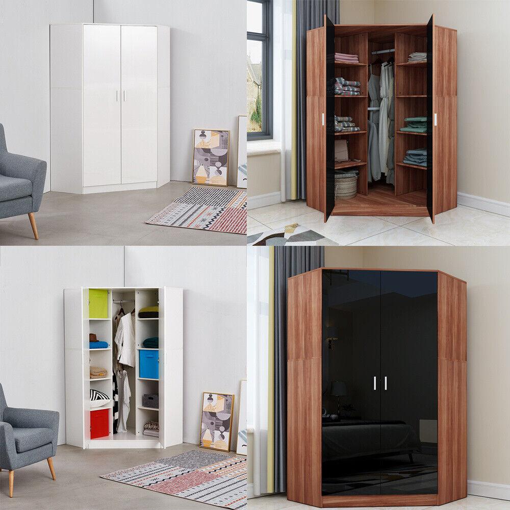 door corner wardrobe mdf board