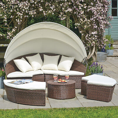 outdoor rattan sofa uk dr dc reviews garden furniture patio daybed lounger ...