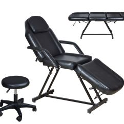 Chair Bed Stool Swivel Arm Covers 73 Quot Adjustable Facial Massage Salon Spa Tattoo